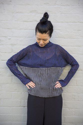 geometric-long-sleeved-top-issey-miyake-stockist-sydney-australia-poepke-1
