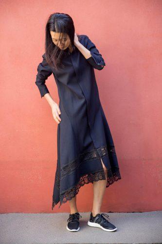 lace-hem-shirt-dress-ys-by-yohji-yamamoto-stockist-sydney-australia-poepke-3